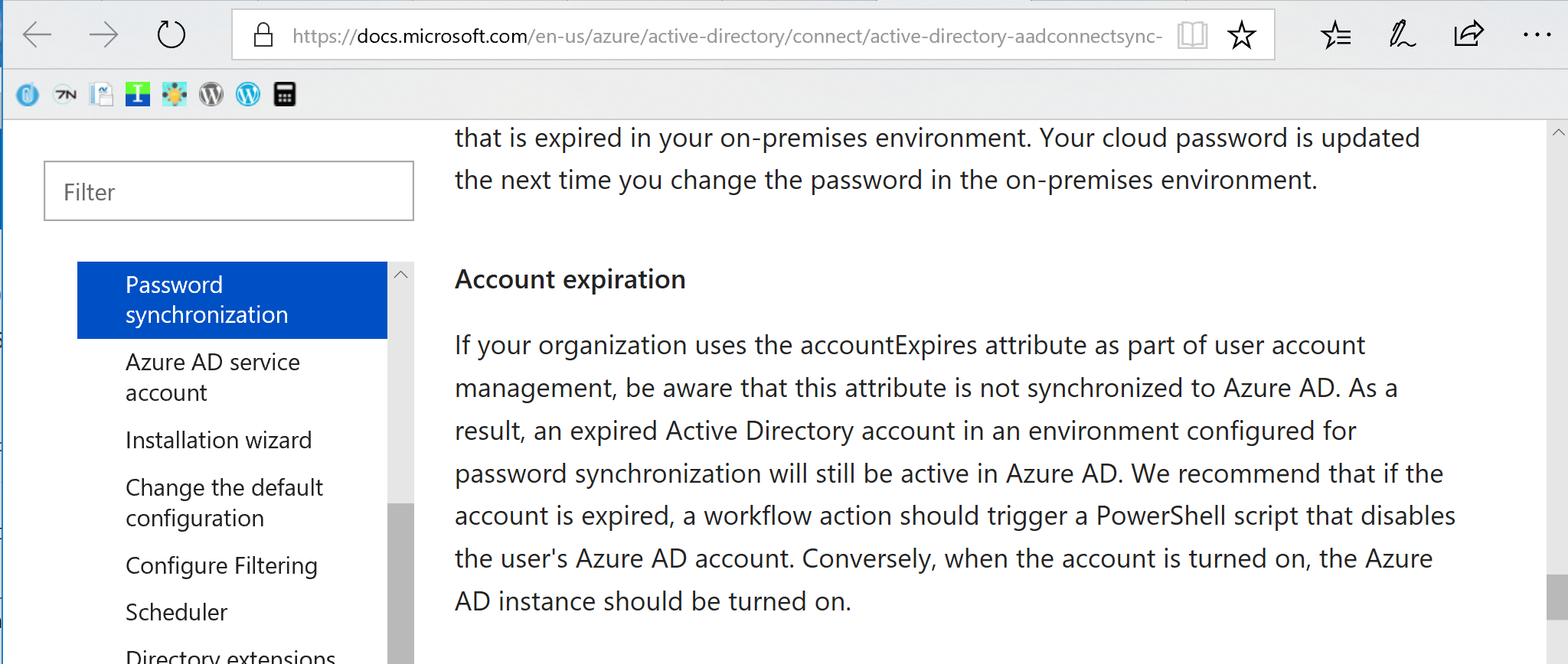 Office 365 / Azure AD: Block sign in for accounts with